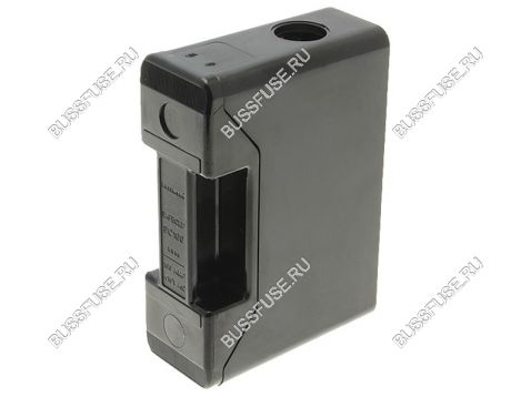 ПРЕДОХРАНИТЕЛЬ SAFECLIP 100A FRONT CONNECTED BLACK SC100H BUSSMANN на сайте bussfuse.ru
